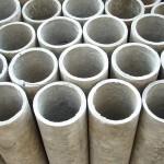 Трубы и муфты хризотилцементные для тепло- и водопроводов