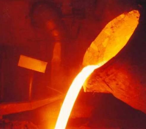Российские металлургические предприятия существенно наращивают производство