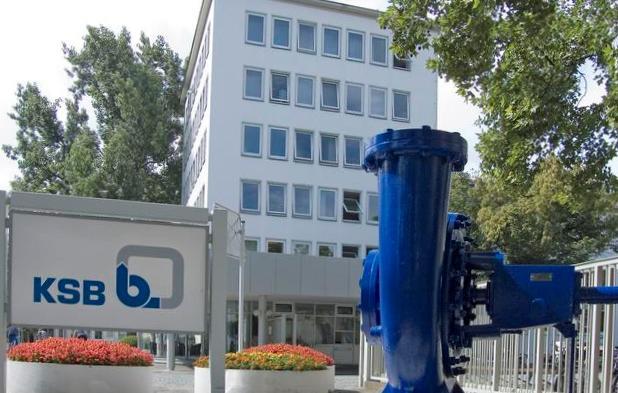 Франкентальский концерн «KSB» осуществил поставки трубопроводной арматуры в Индию