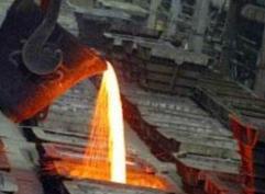Реакция производства нержавеющей стали на внутренний спрос