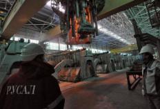 Рекордный минимум производства алюминия «Русал»