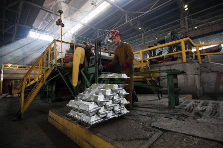 Рост экспортных поставок полуфабрикатов алюминия