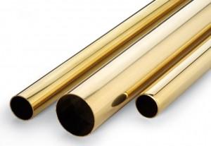 Бронзовая труба от компании Анмет