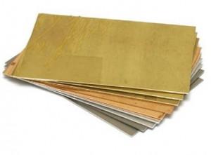 Бронзовый лист, плита от компании Анмет