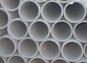 Трубы и муфты хризотилцементные напорные в компании