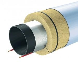 Минеральная теплоизоляция труб от компании «Анмет»