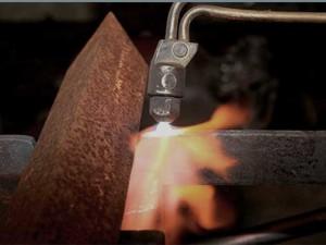 Резка газом от компании Анмет
