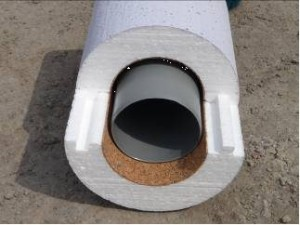 Теплоизоляция труб скорлупой от компании «Анмет»