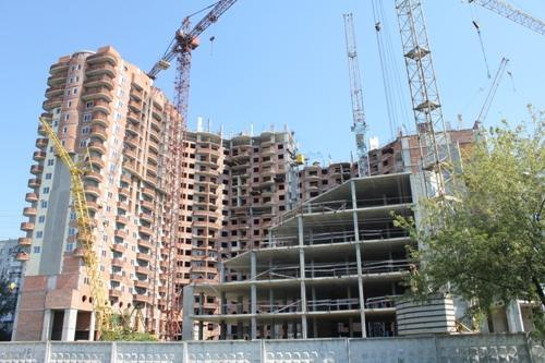 Развитие жилых массивов в Челябинске
