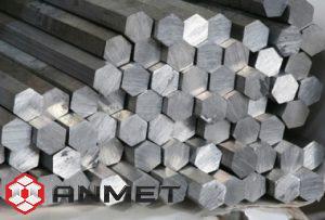 Шестигранник алюминиевый в Челябинске - выгодные цены, купить шестигранник из алюминия