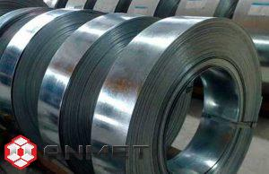 Лента стальная от компании Анмет
