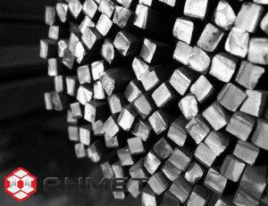 Титановый квадрат купить в Челябинске - низкие цены на квадрат из титана