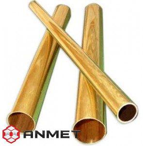 Труба латунная в Челябинске - купить, низкие цены на трубы из латуни