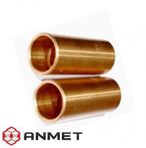 Бронзовые втулки, ГОСТ 613-79, ГОСТ 493-79 от компании Анмет
