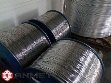 Титановая проволока в Челябинске - купить, низкие цены на проволоку из титана
