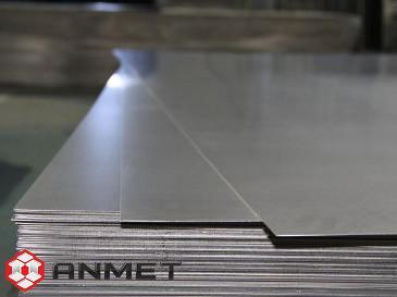 Титановый лист, плита титановая в Челябинске - низкие цены, купить лист из титана